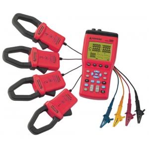 Võimsuse kvaliteedi tester Amprobe PQ55A, 3 faasi