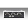 Arvuti: Intel® Atom™ Dual Core N2600, 1.6 GHz, VGA,4xCOM, 1xRAM DDR3 SODIMM 4GB Industrial, 4xUSB 2.0, 4xRS-232, 1xGB LAN, Windows 7 Pro 32bit