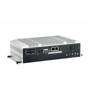 Tööstuslik arvuti: Intel Atom Dual Core D2550 1.86 GHz, 1xVGA, 1x HDMI, kuni 4GB DDR3, 6xUSB 2.0, 1xRS-232/422/485, 3xRS-232, 2xGB LAN,SIMi võimalus, Win 7 32 bit