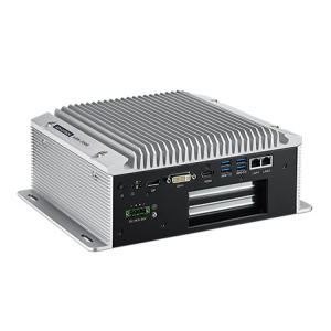 Tööstuslik arvuti: Core i5-3610ME 2.7 GHz,QM77,DP/HDMI/DVI, 8COM,SIM,PCIeX1+X4,DDR3 4GB, Intel EF DualP Server Adapter 2xLC, Windows 7 Pro 64bit ENG