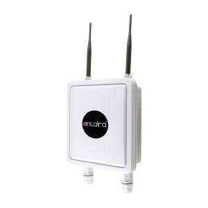 Tööstuslik väline IP67 IEEE 802.11a/b/g/n/ac Dual Radio Wireless AP/Client/Bridge/Repeater koos PoE PD, plastik korpus, -40 kuni 75°C