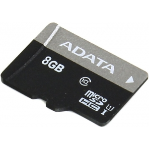A-DATA  Micro SDHC UHS 8GB CLASS 10