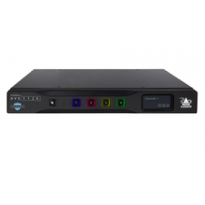 KVM switch 4-porti, tõstetud turvalisusega, USB, DVI-D HD/60 Multi-viewer Switch NIAP PP 4.0