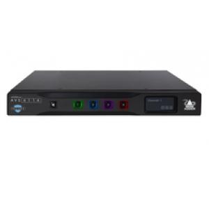 KVM switch 4-porti, tõstetud turvalisusega, USB, DP/HDMI 4K/60 Single Head NIAP PP 4.0