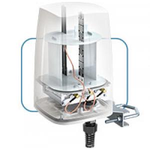 Väline WiFi + Bluetooth omni antenn QuSpot RUTx10´le, -40°C kuni 75°C, IP67 (ei sisalda seadet ennast)