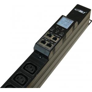 Toitepaneel vertikaalne 18xC13 + 6xC19 32A/250V, m...