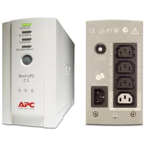 UPS APC Back-UPS CS/500VA Offline