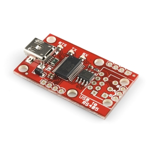 SparkFun USB / RS-485 konverter