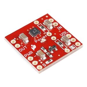 TPA2005D1 - Mono 1.4W Class D Audio võimendi