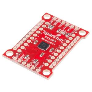 SX1509 - 16 kanaliga digital I/O Expander