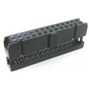 FLAT CABLE-IDC SOCKET 26-POS