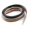 Ribbon Cable - 10 wire 0,9m