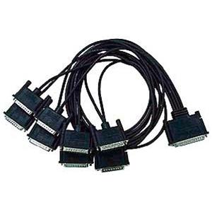 Ühenduskaabel CBL-M68M25x8-100 (Opt8C+) / SCSI VHDCI 68 to 8 x DB25(M) Cable with 100cm (CP-118EL-A, CP-168EL-A)