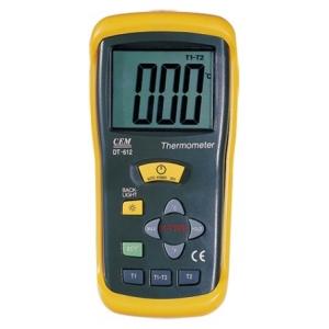 Temperatuurimõõtja 2-kanaliga -50...+1300°C