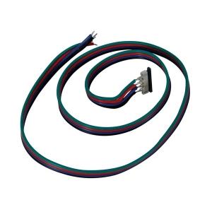 4-sooneline RGB kaabel Chl Seeriale - 50cm