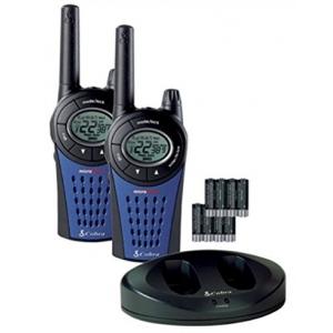 Raadiosaatja COBRA-MT975C (2 tk. saatjat+akud+laadija)