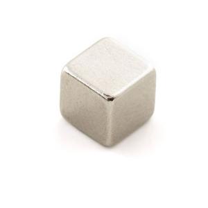 Magnet kuubik, 6.35mm