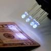 LED 5mm, ultraviolett, 395-400nm
