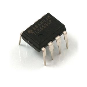 NE555 taimer, DIP-8