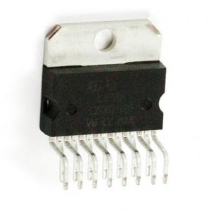 L298N - 2-kan. H-sild mootoridraiver, 4A, Multiwatt-15