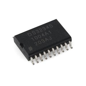 DS3234 - RTC reaalaja kell, SOIC-20