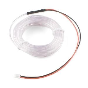 Elektroluminestsents kaabel, valge, 3m