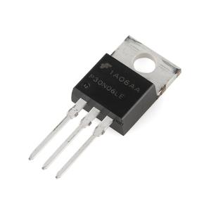 FQP30N06L - MOSFET N-kanaliga, 60V 30A, TO-220