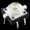 Mikrolüliti trükkplaadile, LED valgusega, valge