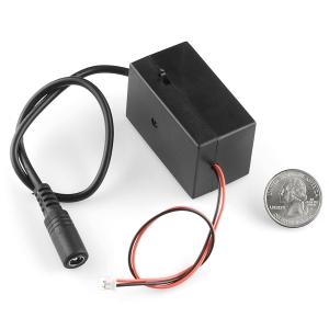 Elektroluminestsentsi toiteinverter, 12V sisendiga
