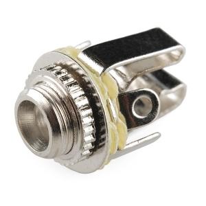 Stereo 3.5mm pesa, paneelile, metall