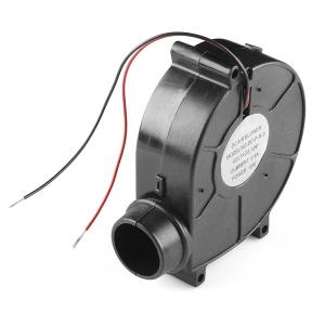 Ventilaator/puhur 12V