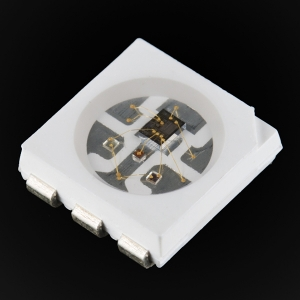 WS2812 - NeoPixel RGB LED, SMD