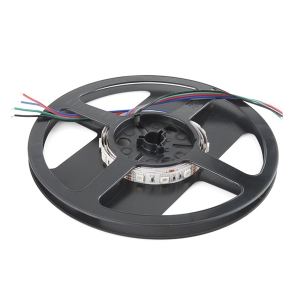 LED riba, RGB, 60 LED/m, 12V, 1m