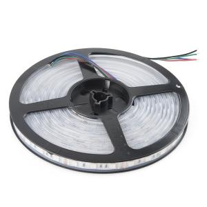 LED riba, RGB, 60 LED/m, 12V, ilmastikukindel, 5m