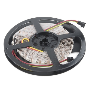 LED riba, RGB Digital, 60 LED/m, 5V, 5m