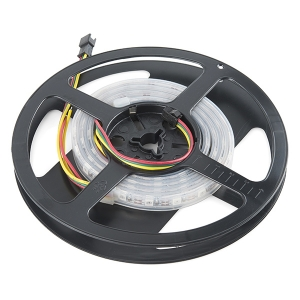 LED riba, RGB Digital, 60 LED/m, 5V, ilmastikukindel, 1m