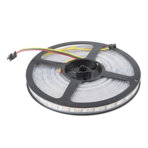 LED riba, RGB Digital, 60 LED/m, 5V, ilmastikukindel, 5m