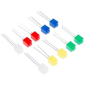 LED komplekt, 7.95mm, 5 värvi, LEGO konstruktoriga ühilduv