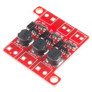 PicoBuck - LED draiver, 3 kanalit, 6-36V, 330/660mA