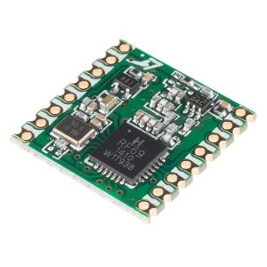 RFM69HCW raadioside moodul, 434MHz, 3.3V