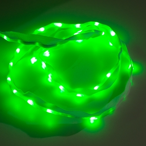 Sewable LED Ribbon - 1m, 50 LEDs (Green)