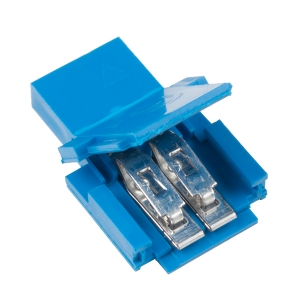 Kilekaabli konnektor, 2-pos, ema