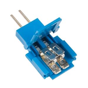 Kilekaabli konnektor, 2-pos, isa
