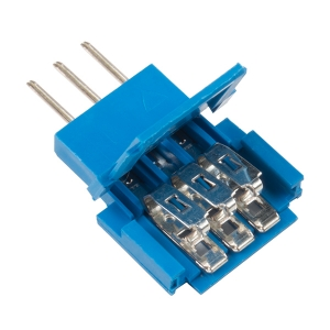 Kilekaabli konnektor, 3-pos, isa