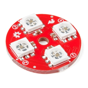 Lumenati 4-pack - DotStar RGB LED moodul