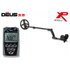Metallidetektor XP Deus ver. 3.2,  22.5 cm pooliga, (ainult juhtpult)