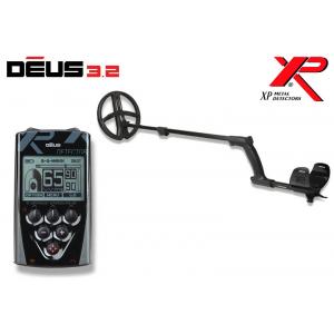 Metallidetektor XP Deus ver. 4.0,  22.5 cm pooliga, (ainult juhtpult)
