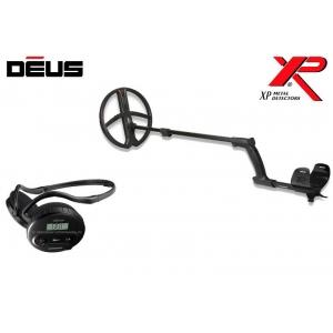 Metallidetektor XP Deus ver. 4.0,  28 cm pooliga, juhtmeta kõrvaklapid WS4, (ilma juhtpuldita)