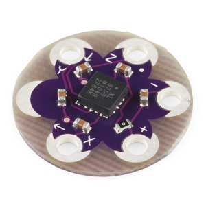 LilyPad kiirendusandur ADXL335