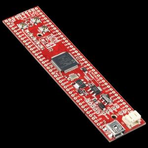 USB 32-Bit Whacker - PIC32MX795 arendusplatvorm